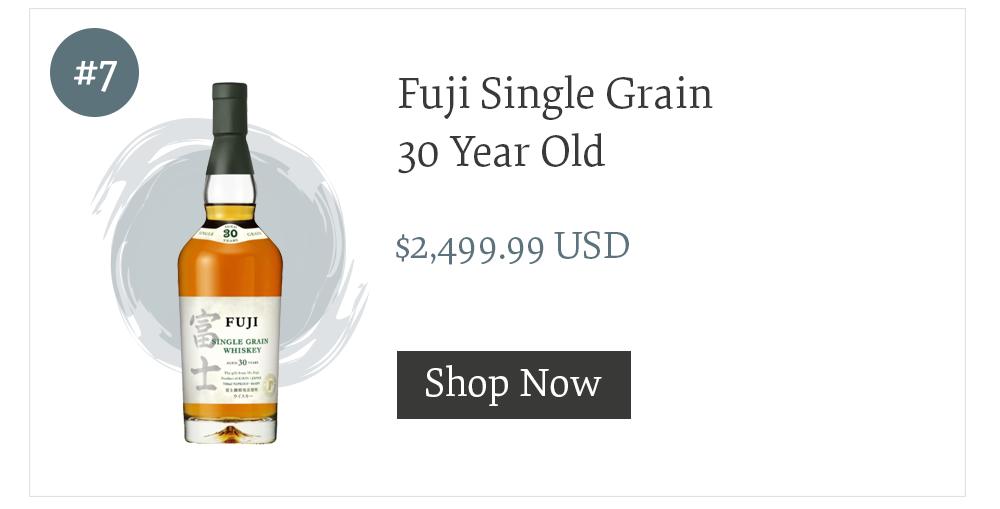Fuji Single Grain 30 Year Old