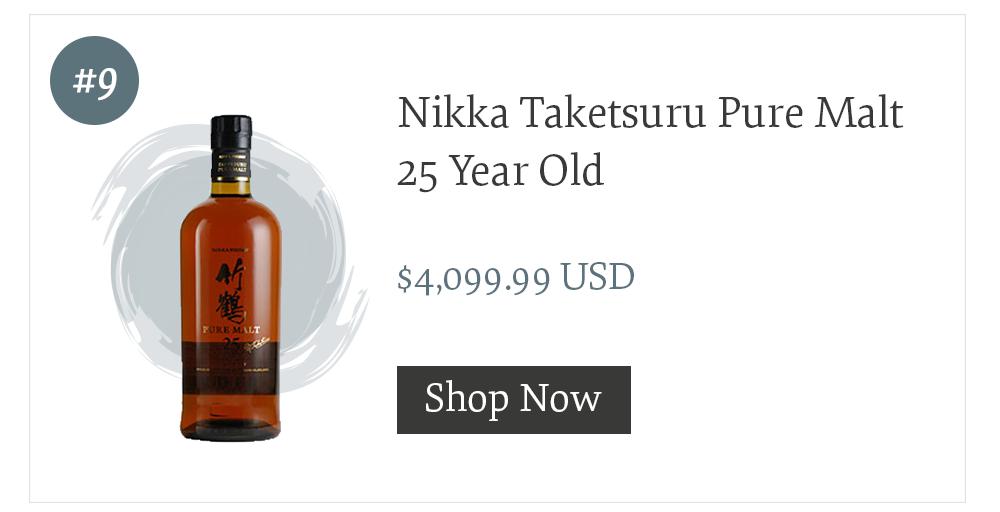 Nikka Taketsuru Pure Malt 25 Year Old
