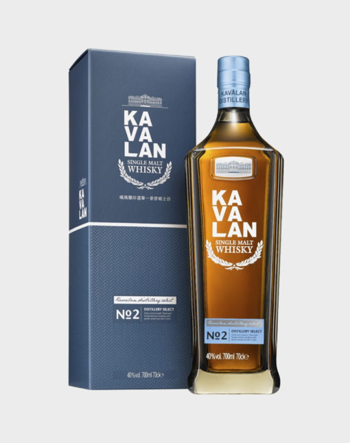 Kavalan Distillery Select No. 2