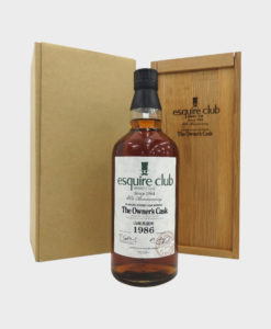 Suntory The Owner's Cask 1986 Single Cask - Esquire Club