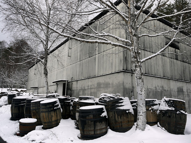 Hombo Mars Distillery