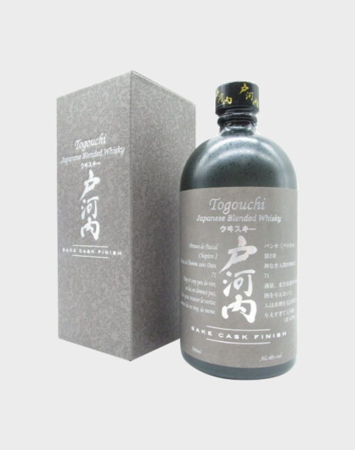 Togouchi Whisky Sake Cask Finish