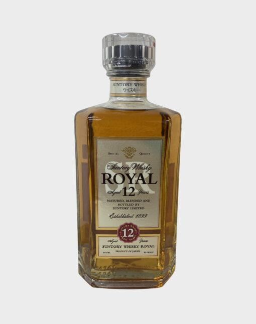 Suntory Royal 12 Slim Bottle