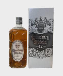 Suntory Whisky Silver Kakubin 12 Years Old