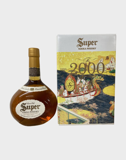 Super Nikka Whisky 2000 Anniversary Bottling