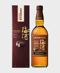 Yamazaki Umeshu Whisky Blend