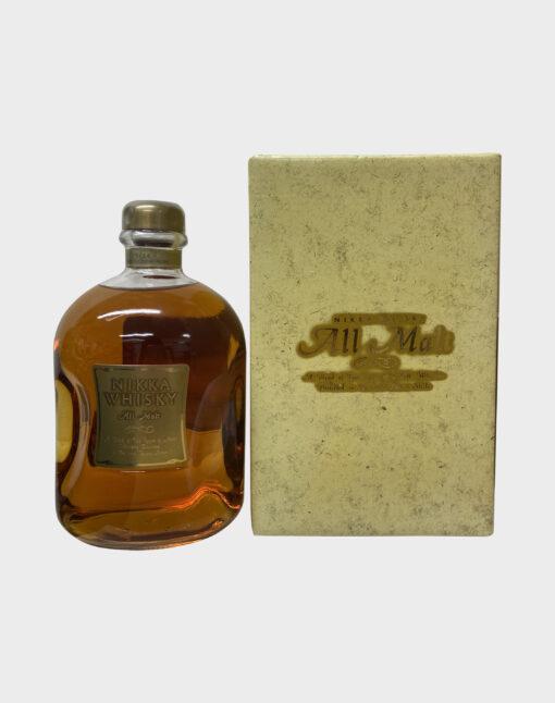 Nikka Whisky All Malt with Box