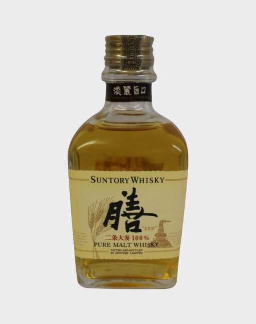 "Suntory Pure Malt ""ZEN"" 180ml"