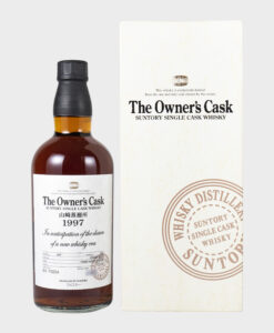 "The Owner's Cask 1997 ""In Anticipation of the Dawn of a New Whisky Era"""