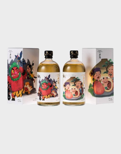 """Togouchi """"Momotarō"""" Special Limited Edition (2 bottles set) (Pre-Order)"""