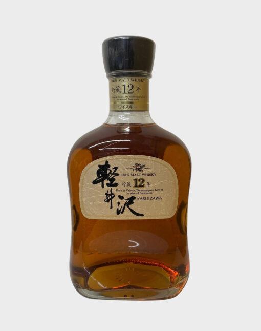 Karuizawa 100% Malt 12 Year Old Whisky - No Box