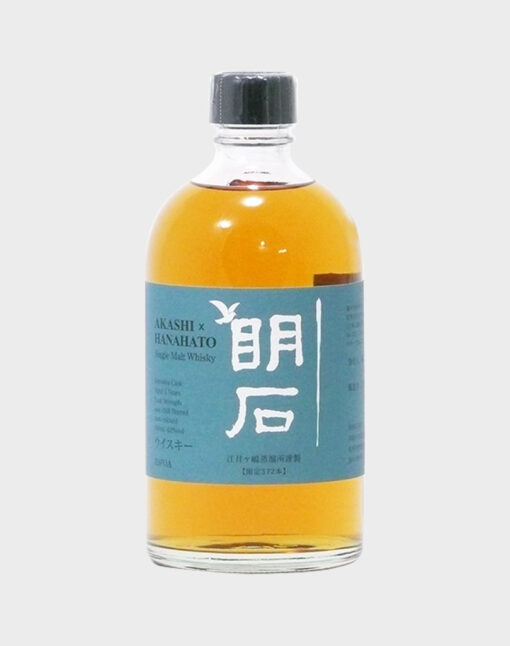 Akashi x Hanahato Single Malt Whisky