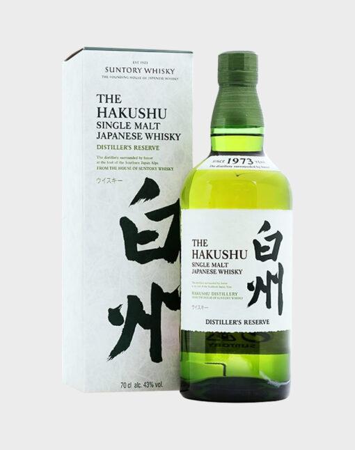 Hakushu Distiller's Reserve - White Box