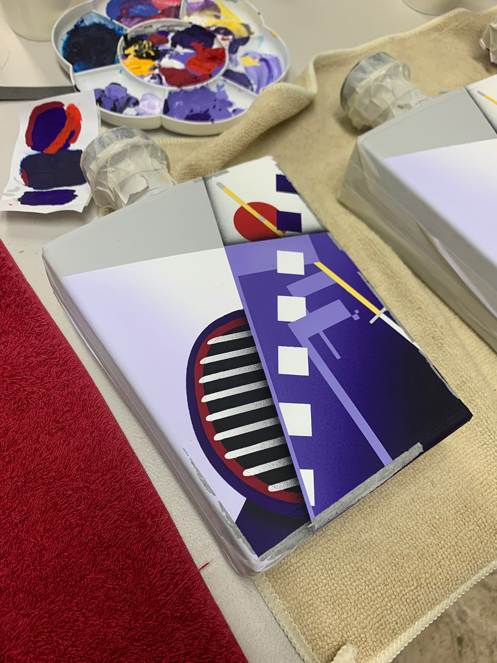 Individually Hand Painted Masterpieces