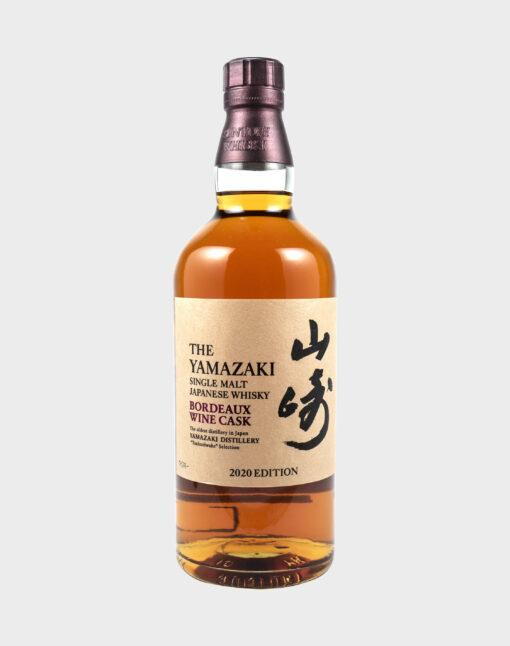 Suntory Yamazaki Bordeaux Wine Cask 2020