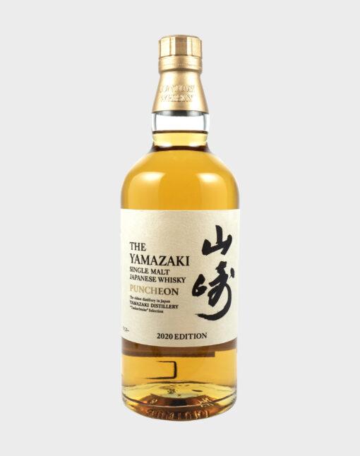 Suntory Yamazaki Puncheon 2020