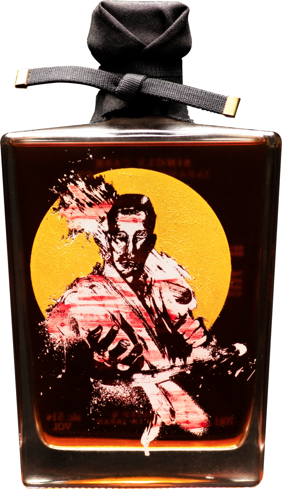 Bottle 03: Karate by TwoOne
