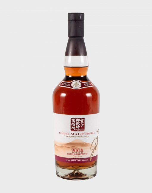 Fuji Gotemba 2004 Red Wine Cask